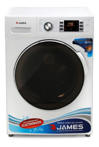 lavarropas james lr1016 10kg inverter centrifuga 1600rpm pcm