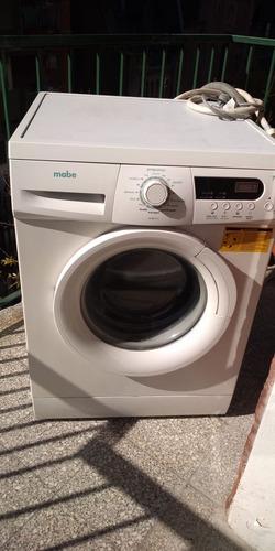lavarropas mabe 7 kg con 1200 rpm