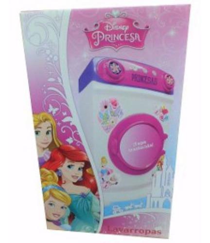 lavarropas miniplay princesa 618