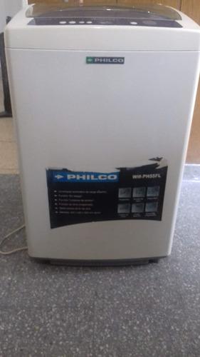 lavarropas philco automatico - mod wm-ph55fl liquido!!!