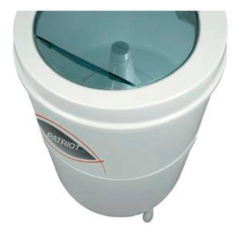 lavarropas semiautomático patriot 5 kg 7 programas 57rt