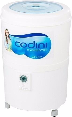 lavarropas semiautomaticos codini 4051 5kg