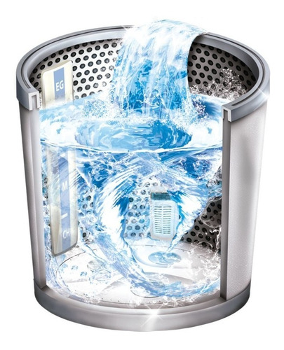 lavarropas whirlpool wwi13ab 9 kilos carga superior