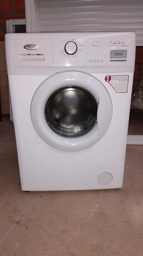 lavarropas whirpool automatico 7kg