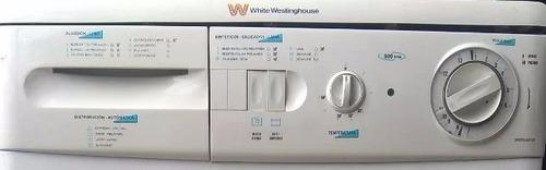 lavarropas white westinghouse