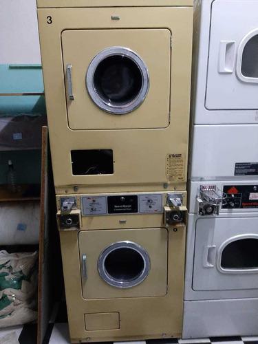 lavarropas y secarropas industrial