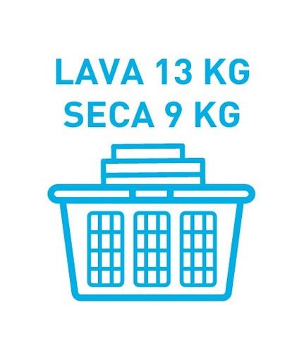 lavasecarropas candy gvfwl4139whr-12 13+9kg wifi smart