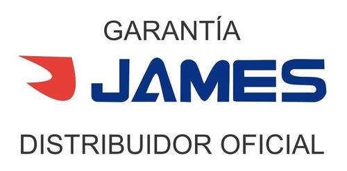 lavasecarropas james 1016 10kg silver sin vapor- gtía james