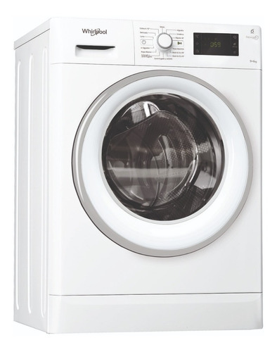 lavasecarropas whirlpool wcf-09by 9 kgs 1400rpm