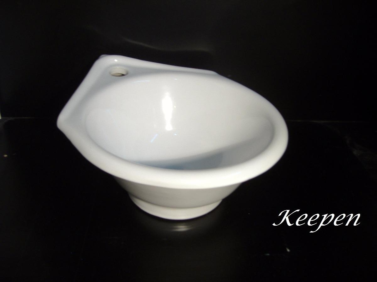 Lavatorio Bacha Baño Rinconero Ceramica Loza Oferta -   2.240 bbae134d8476