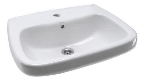 lavatorio blanco 1 orificio roca monaco pp