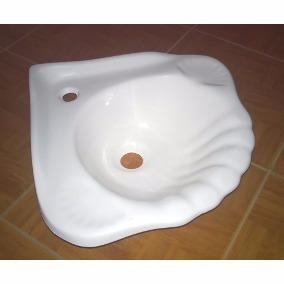 Lavatorio Esquinero Ostra 37x37x13cm -   773 c434a343c07b