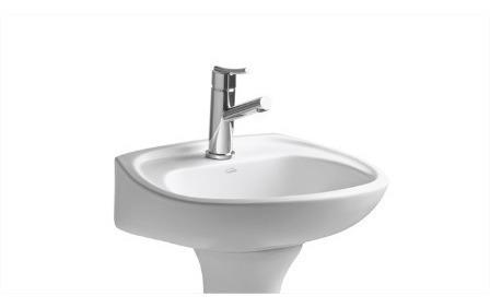 lavatorio ferrum andina blanca 1 agujero lea1