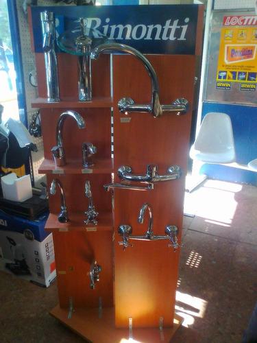 lavatorio monocomando alto serie palito 31