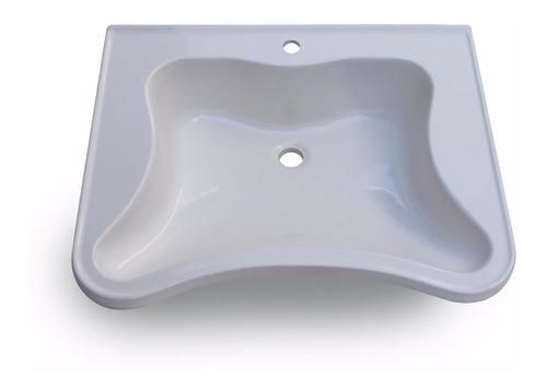 lavatorio para baño de discapacitados porcelana sanitaria