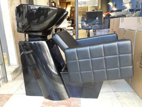 lavatorio para peluqueria de ceramica