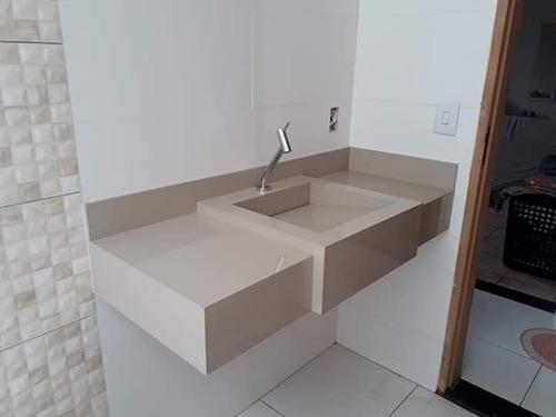 lavatórios em porcelanato varios modelos