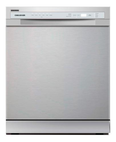 lavavajillas 12 puestos challenger - ref. dw 3912 / inox