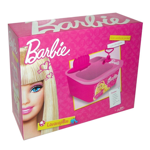 lavavajillas barbie 16 (2281)