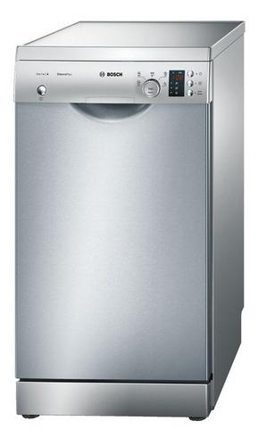 lavavajillas color plateado bosch sps50f08eu