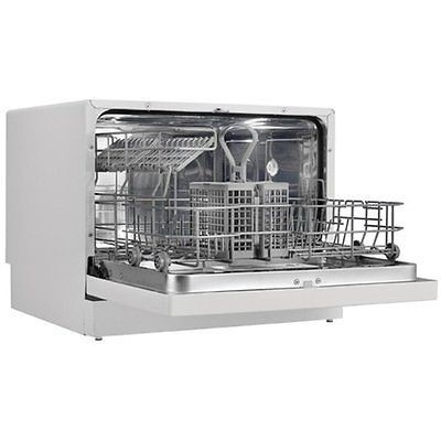 Lavavajillas De Mesa Electr 243 Nica Led Portatil Cocina