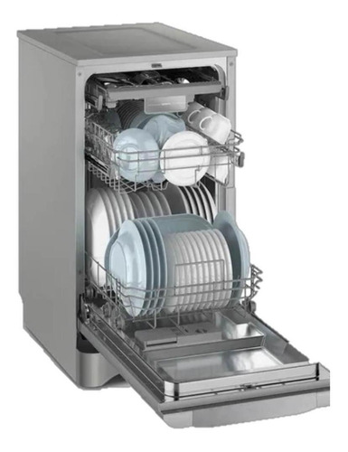lavavajillas electrolux portátil ehfb10t4ss 50 piezas