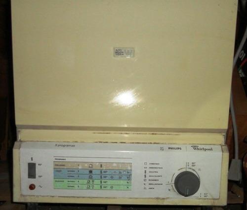 lavavajillas philips whirlpool usado - 12 cubiertos