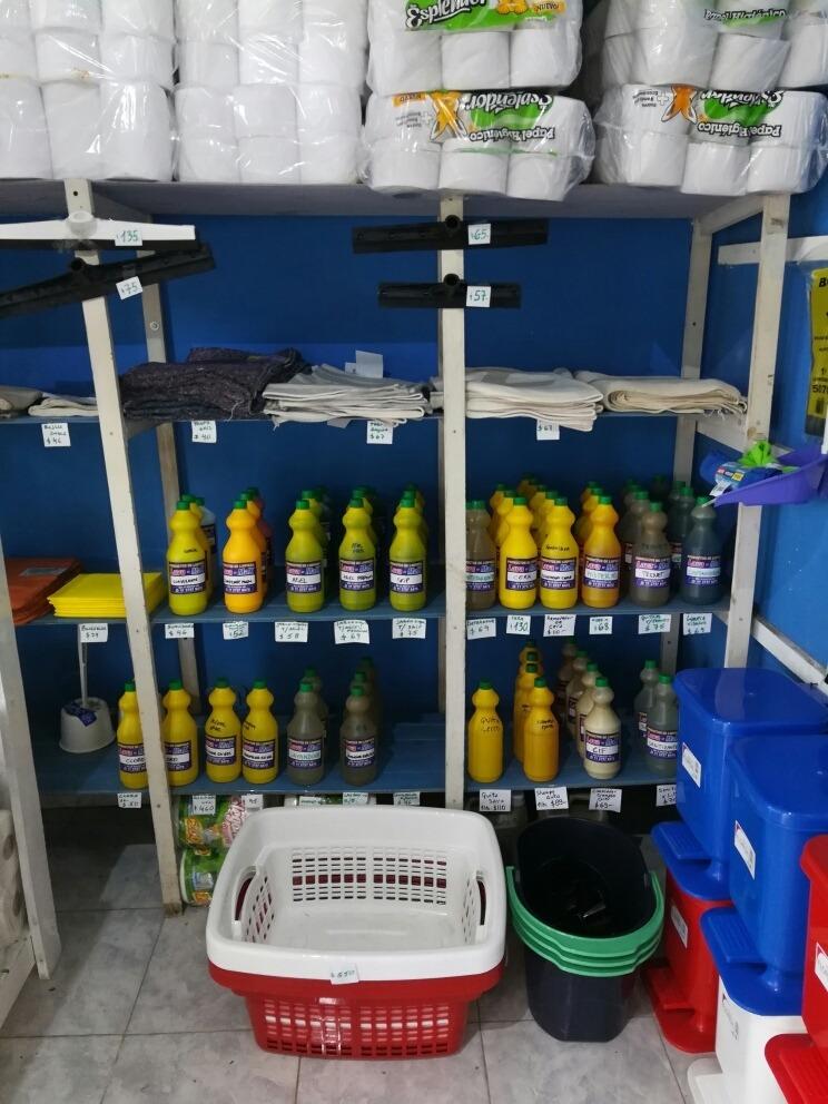 laverap y artículos de limpieza en general rodríguez