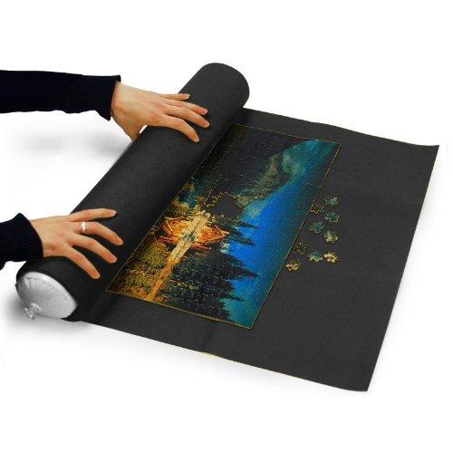 lavievert jigsaw puzzle roll mat puzzle tapete de fieltro, p