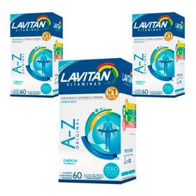 Lavitan Az 120 Cápsulas Barato Centrum Homem Promoção