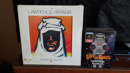 lawrence of arabia 50th anniversary collectors edition