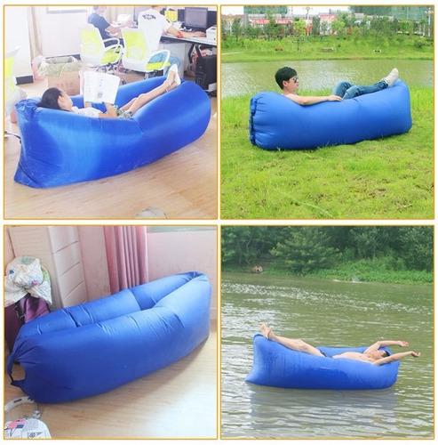 laybag nautica camping confortável super promoção