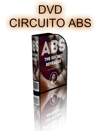 lazar angelov pack abs secreto revelado:dvd, libro y audio