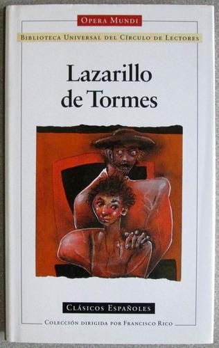 lazarillo de tormes - anónimo / círculo de lectores