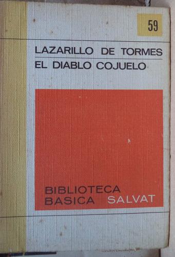 lazarillo de tormes - el diablo cojuelo anónimos  bbs