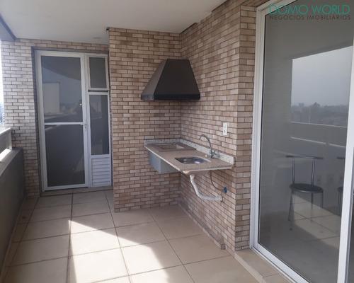lazer completo - apartamento novo - ap01780 - 34167696