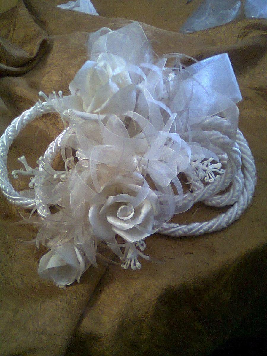 lazo o mancuerna de boda vintage