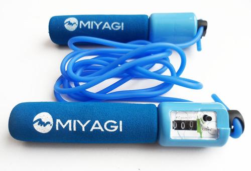lazo/cuerda para saltar con contador miyagi