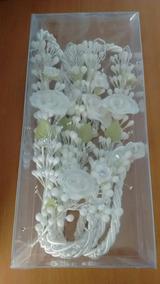 Lazos De Cordon Para Boda Con Flores De Migajon