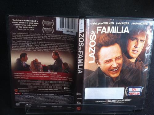 lazos de familia dvd original 1cs