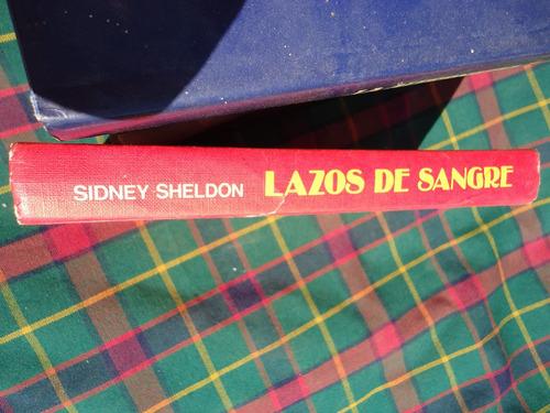 lazos de sangre- sidney sheldon - circulo de lectores