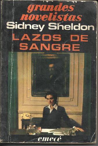 lazos de sangre, sidney sheldon emecé