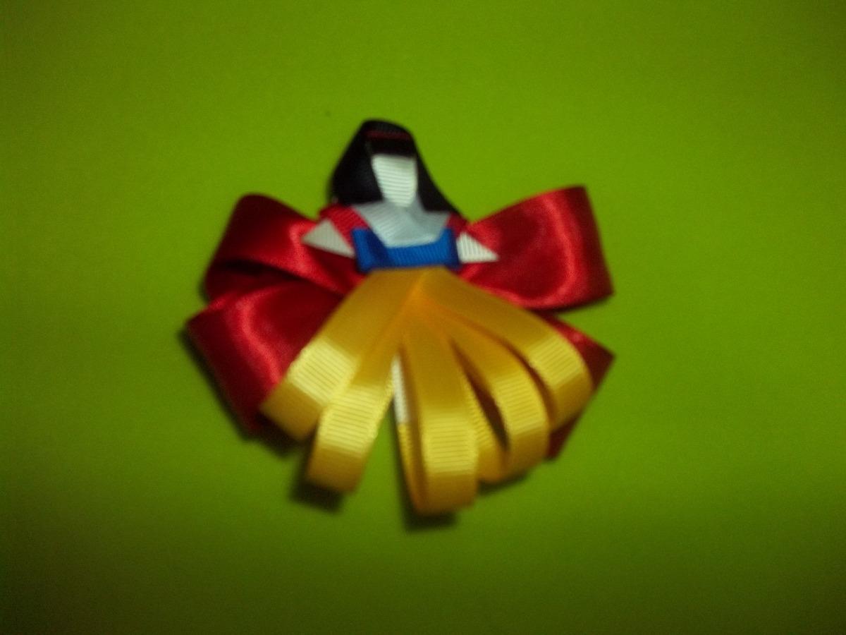 lazos para nias de princesas disney en cintas de gros