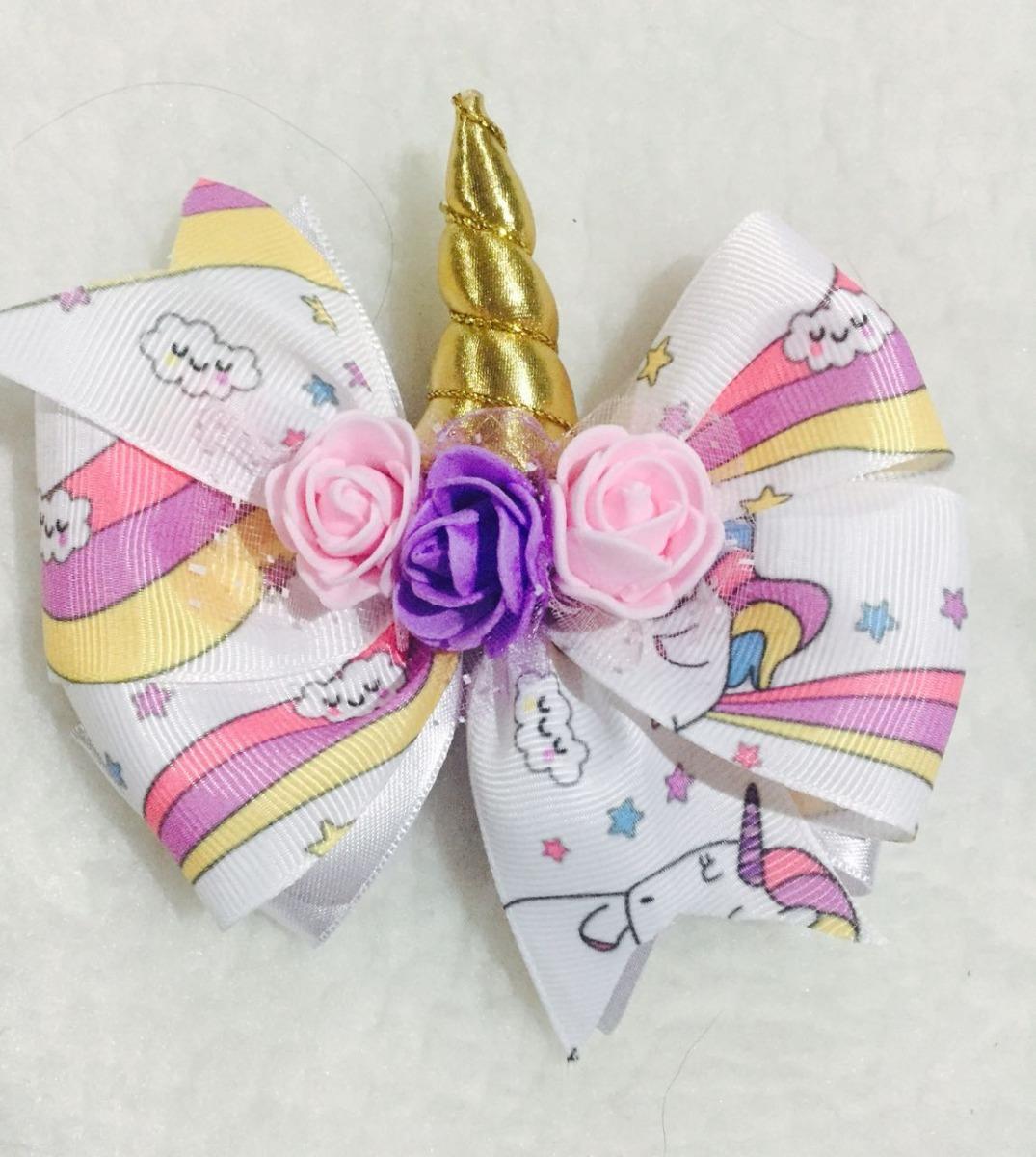 Lazos unicornio ni as s 16 00 en mercado libre for Recamaras de unicornio para ninas