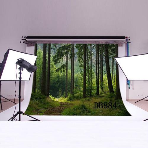 lb 9x6ft bosque poli tela fotografía fondo personalizado fot