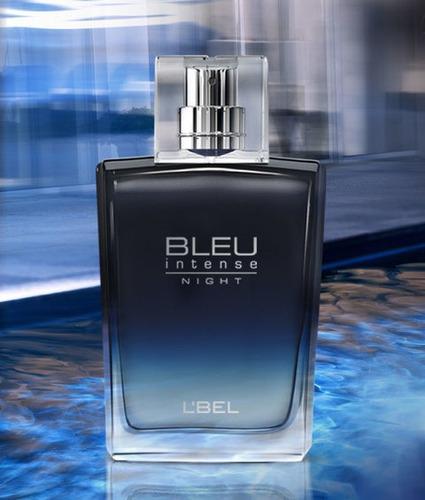 lbel - perfume bleu intense night