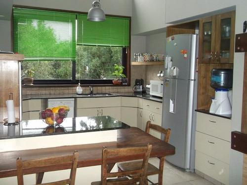 lc247 excelente casa km16 barrio cerrado lc247