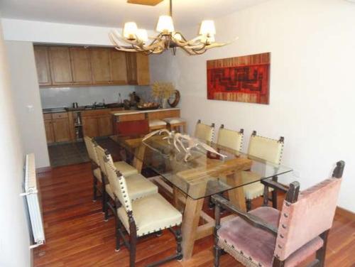 lc498 excelente departamento en cerro catedral. 3 dormitorios