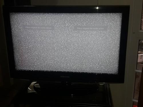 lcd 32' samsung pantalla rota