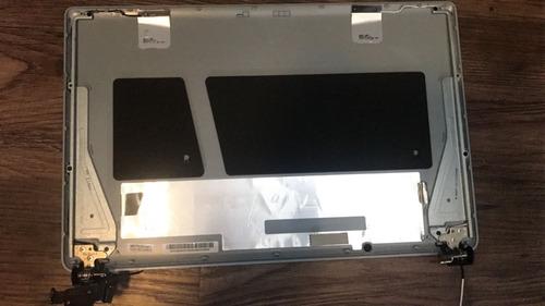 lcd cover carcaza pantalla bisagras gateway 15.6
